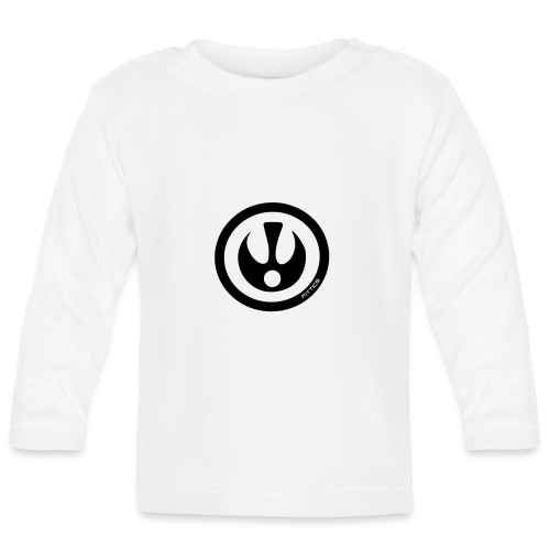FITTICS SHIELD White - Baby Long Sleeve T-Shirt