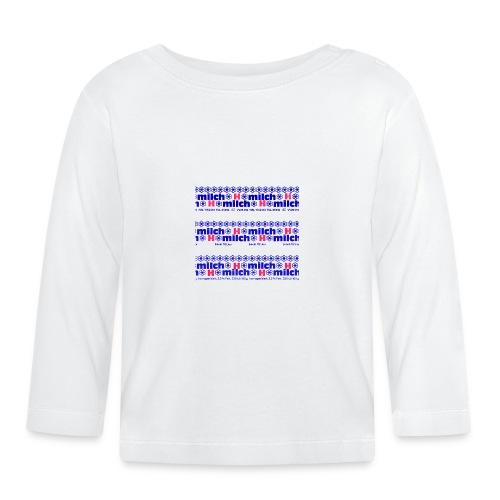 H-Milch - Baby Langarmshirt