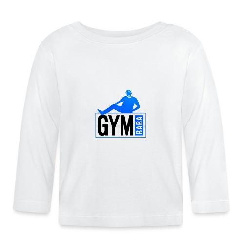 gym-baba-2 dgrd - T-shirt manches longues Bébé