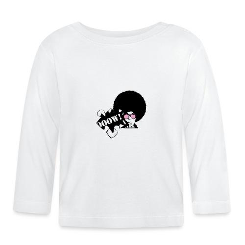 AFROCOOL - OOOW - Maglietta a manica lunga per bambini