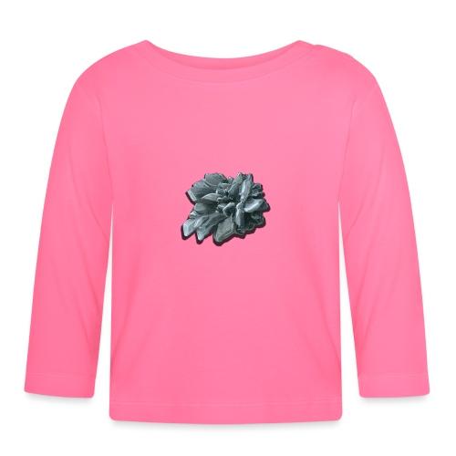 Gipsrose - Baby Langarmshirt