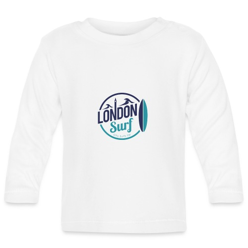 London Surf Classic Logo - Baby Long Sleeve T-Shirt