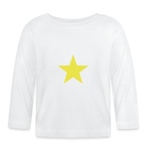 étoile couleurs modifia.. - T-shirt manches longues Bébé