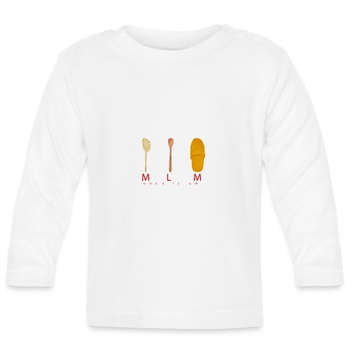 Mamma Loves Me - Maglietta a manica lunga per bambini