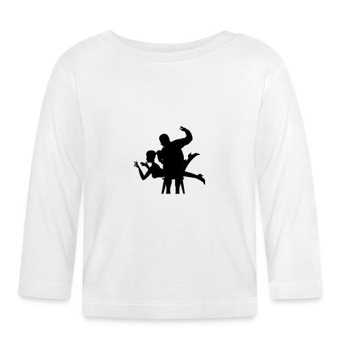 spanking - Baby Langarmshirt