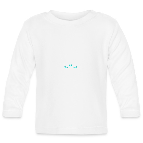 Third Eye Meow - Baby Long Sleeve T-Shirt