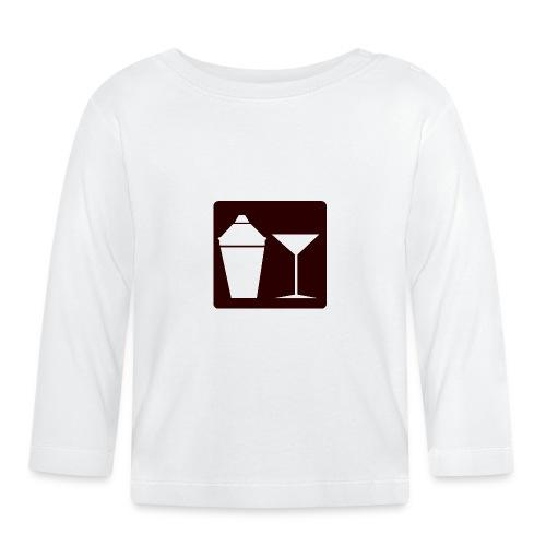 Alkohol - Baby Langarmshirt