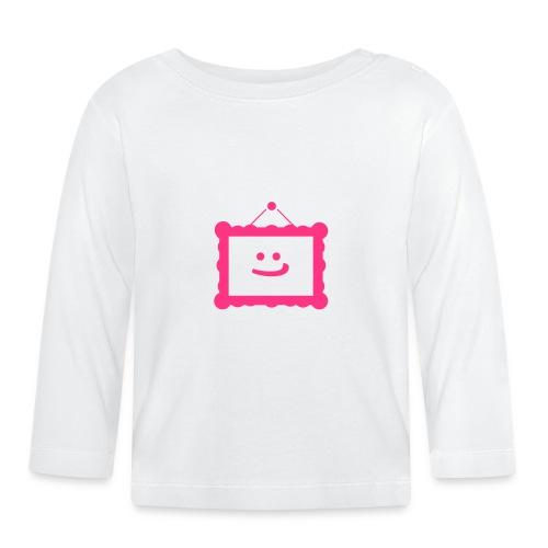frameyhappyoutline - T-shirt