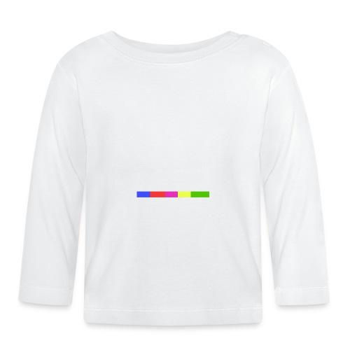 Metro - Camiseta manga larga bebé