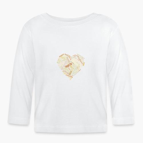 Welsh Beaches - Baby Long Sleeve T-Shirt