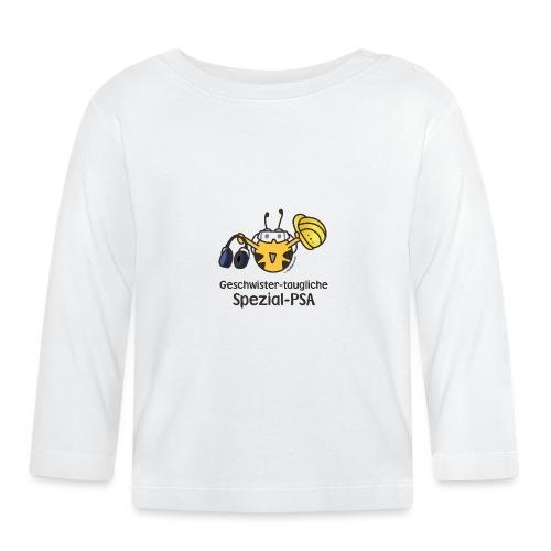 Geschwister taugliche Spezial PSA - Baby Langarmshirt