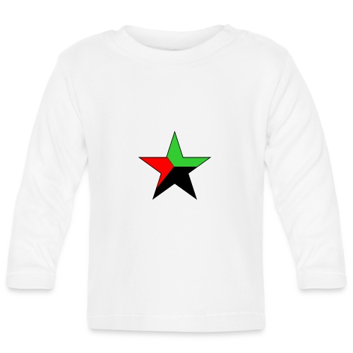 etoile martinique - T-shirt manches longues Bébé