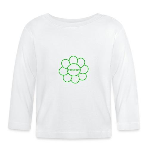 #petaloso - Maglietta a manica lunga per bambini