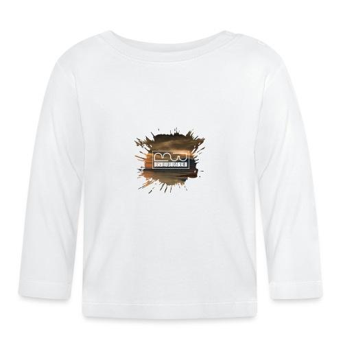 Men's shirt Splatter - Baby Long Sleeve T-Shirt