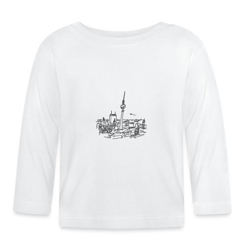 Berlino Panorama - Maglietta a manica lunga per bambini