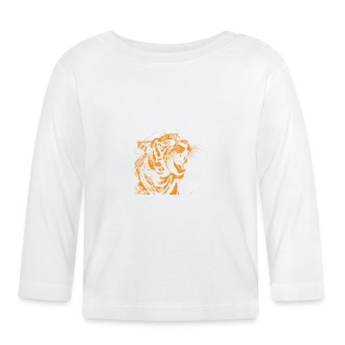 Tiger - Maglietta a manica lunga per bambini