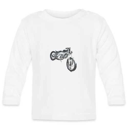 bike (Vio) - Baby Long Sleeve T-Shirt