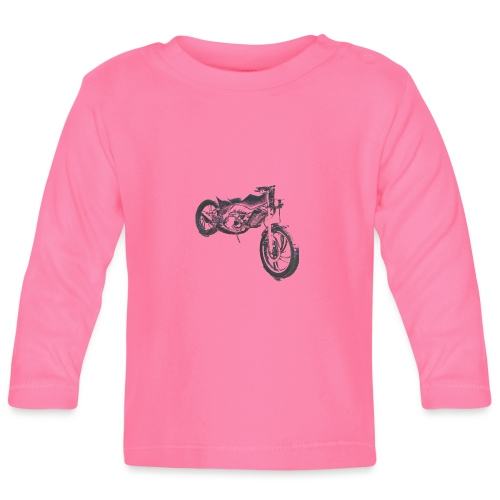 bike (Vio) - Baby Long Sleeve T-Shirt