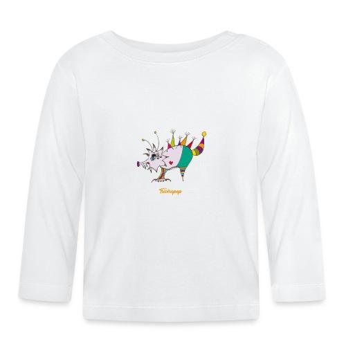 Tricérapop - T-shirt manches longues Bébé