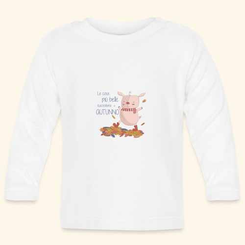 Autumn - Baby Long Sleeve T-Shirt
