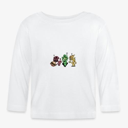 Weird communication - T-shirt manches longues Bébé