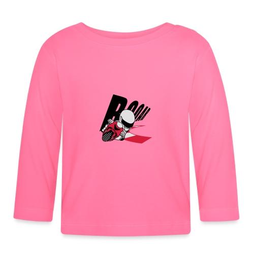 MOTO GP ROAR - Baby Langarmshirt