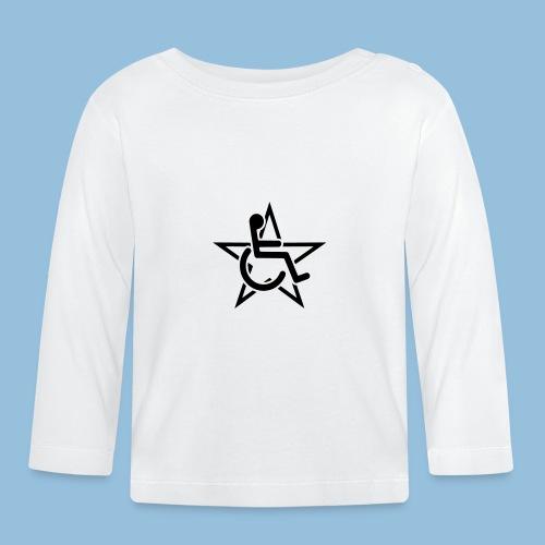 Wheelchairstar2 - T-shirt