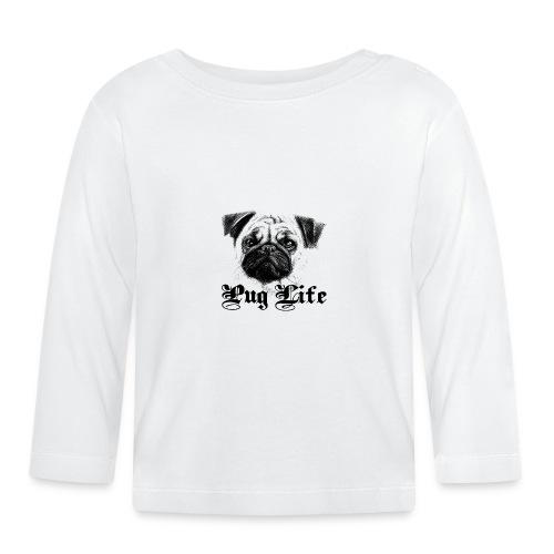 La vie de carlin - T-shirt manches longues Bébé