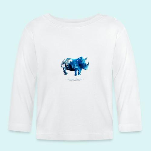 Rhino Blues - Baby Long Sleeve T-Shirt