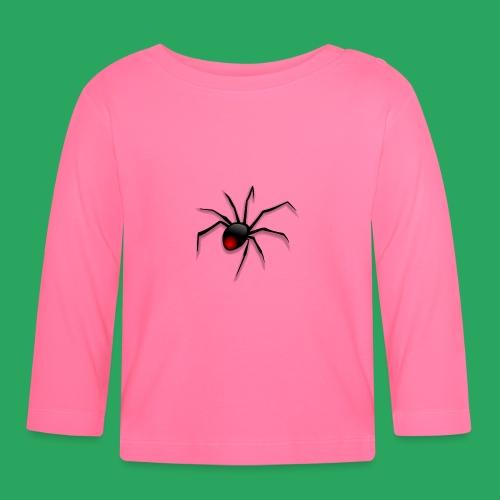 spider logo fantasy - Maglietta a manica lunga per bambini