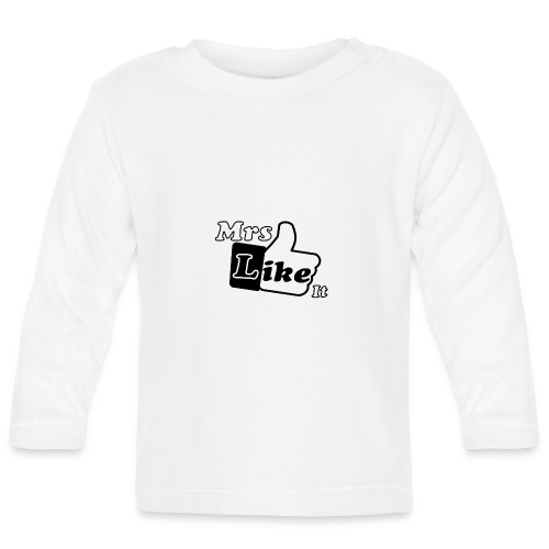 Mrs Like it - shirt (zwart-wit) - T-shirt