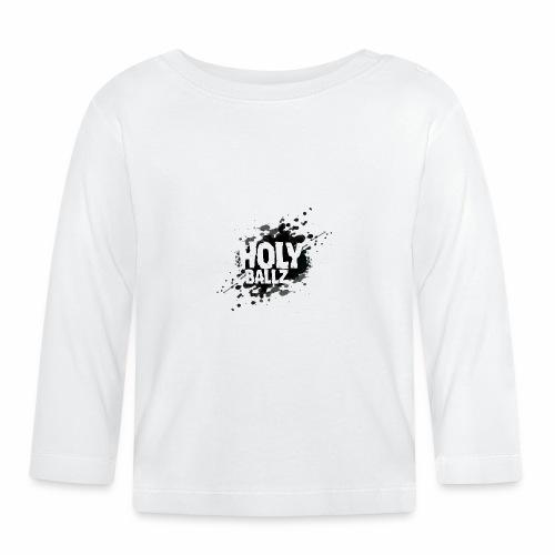 Holy Ballz - Baby Long Sleeve T-Shirt