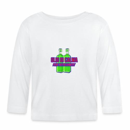 OLIO DI CALMA LINE - Maglietta a manica lunga per bambini