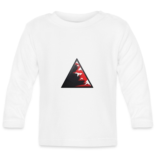 Climb high as a mountains to achieve high - Baby Long Sleeve T-Shirt