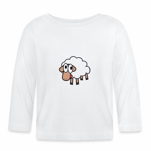 Sheep Cartoon - T-shirt