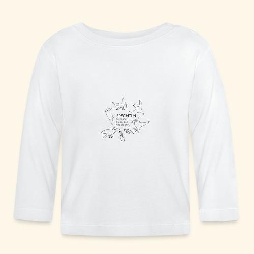 Spechtln - Baby Langarmshirt