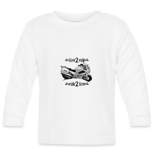 0964 live 2 ride ride 2 live - T-shirt