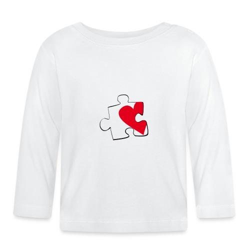 HEART 2 HEART HER - Maglietta a manica lunga per bambini