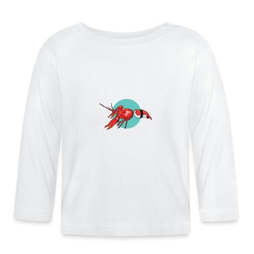 SUSHI TIME-gambero-b - Maglietta a manica lunga per bambini