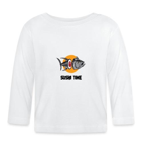 SUSHI TIME-tonno-n - Maglietta a manica lunga per bambini