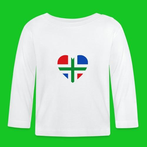 Love Groningen Hart.png - T-shirt