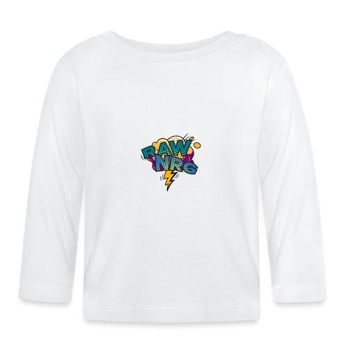 Raw Nrg Comic 1 - Baby Long Sleeve T-Shirt