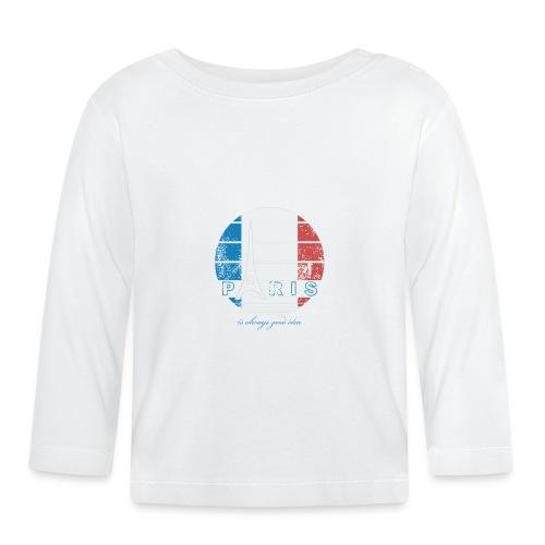 PARIS, FRANCE - Baby Long Sleeve T-Shirt