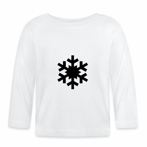 Flocon - T-shirt manches longues Bébé