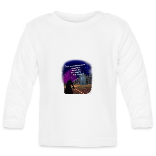 Bad Parking - Baby Long Sleeve T-Shirt