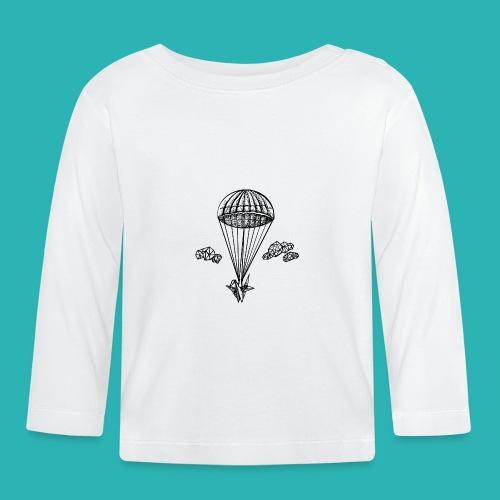 Veleggiare_o_precipitare-png - Maglietta a manica lunga per bambini