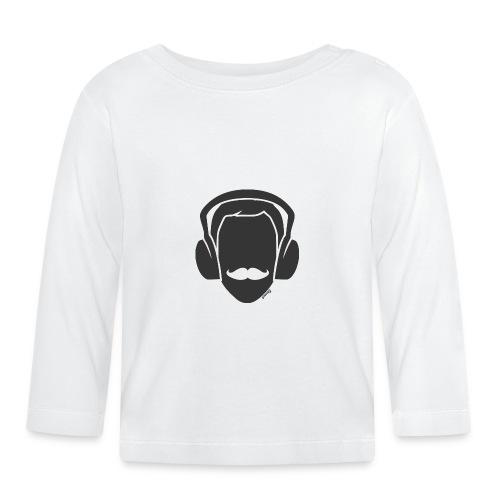 Moustachu Song (H) - T-shirt manches longues Bébé