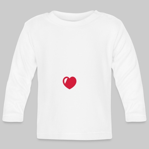 DNA of Love - Baby Long Sleeve T-Shirt