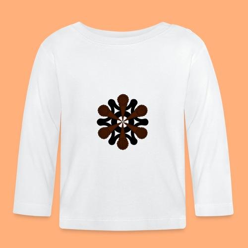 vortex - T-shirt manches longues Bébé
