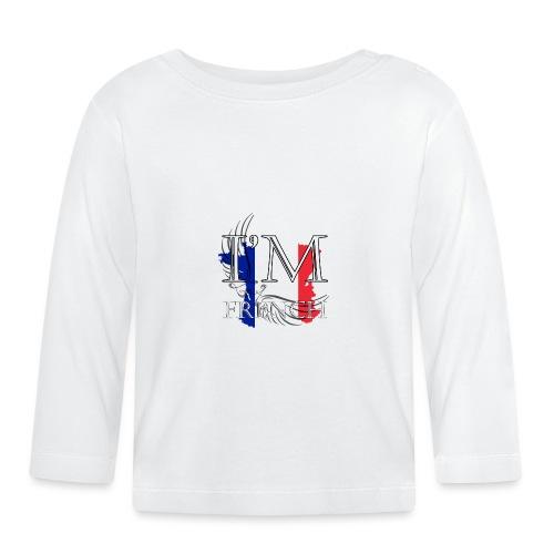 I am French - Maglietta a manica lunga per bambini